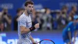 Нов прогрес за Григор Димитров в световната ранглиста!