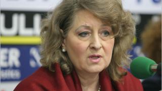 Гигова не успя да стане президент на Международната федерация