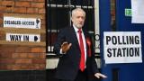 Корбин премиер на Великобритания при оставка на Мей?