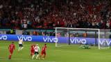 """УЕФА глоби Англия заради феновете на """"трите лъва"""""""