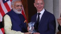 Amazon инвестира нови $3 милиарда в Индия