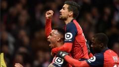 Лил разби ПСЖ с 5:1 в Лига 1