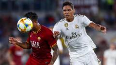 """Рома надви Реал (Мадрид) след дузпи и спечели трофея """"Mabel Green Cup"""""""