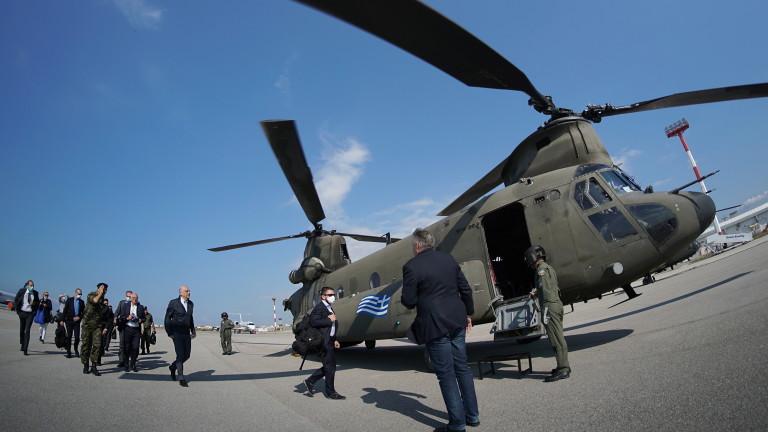 Гърция поиска от партньорите си от Европейския съюз да подготвят