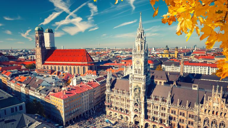 В Мюнхен живеят толкова милионери, колкото е населението на Добрич