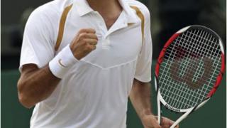 """Федерер стигна до финала на """"Уимбълдън"""""""