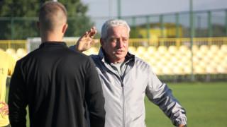 "Ботев (Пловдив) търси нов треньор, Ферарио Спасов ще води ""канарчетата"" до зимата"