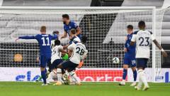Тотнъм на 1/4-финал за Карабао Къп след успех с дузпи срещу Челси
