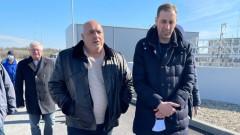 Борисов тръгна на инспекция с Нанков и Ананиев