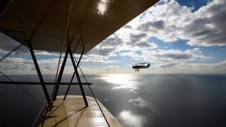 13 000-километрово пътешествие със самолети от преди 100 г. приключва днес в ЮАР