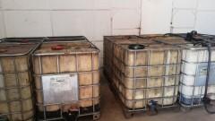 2 тона незаконно гориво иззеха от склад в село Труд