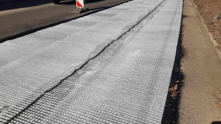 Започна ремонтът на тротоара пред Медицинска академия в София