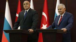 Борисов полага усилия за добрия тон между ЕС и Турция