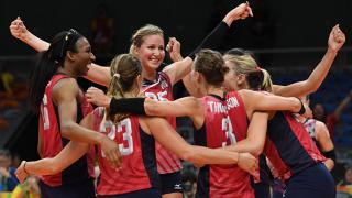 Волейболистките на САЩ обърнаха Китай