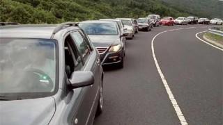 """Гранична полиция съветва да не се пътува през """"Маказа"""""""