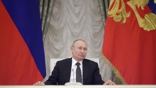 Излъчиха коментар на Путин за възраждането на СССР
