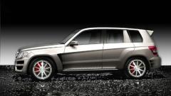 Четири доработки на Mercedes-Benz GLK в Лас Вегас