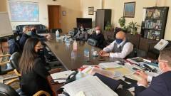 Министър Кралев и министър Ангелов обсъдиха ваксинирането на атлетите за Олимпийските игри в Токио