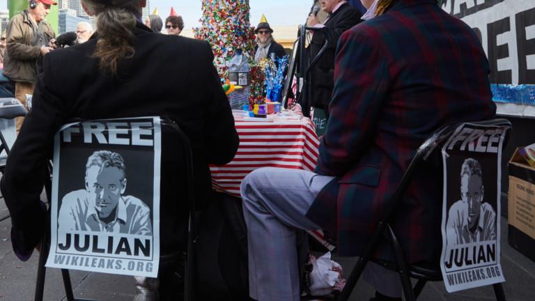 Испанският съдия иска да разпита основателя на WikiLeaks Джулиан Асандж
