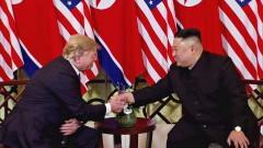 Тръмп пред Ким Чен-ун: Вие сте велик лидер