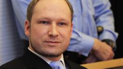 Съдът се произнася за Андерш Брайвик