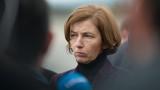 Франция няма сигурни данни за използван хлор в Сирия