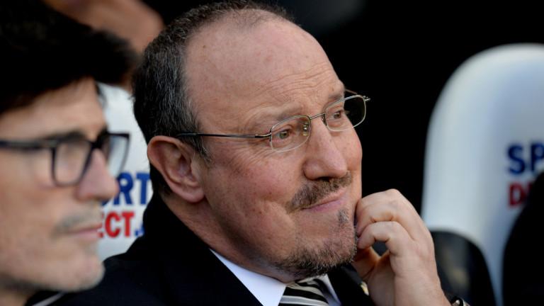 От Нюкасъл предложили Бенитес за селекционер на Испания, получили отрицателен отговор