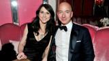 Съпругата на Джеф Безос става четвъртата по богатство жена в света