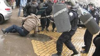 Протестът, 14-ти