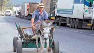 Подобряват пътната инфраструктура към ГКПП по турската граница