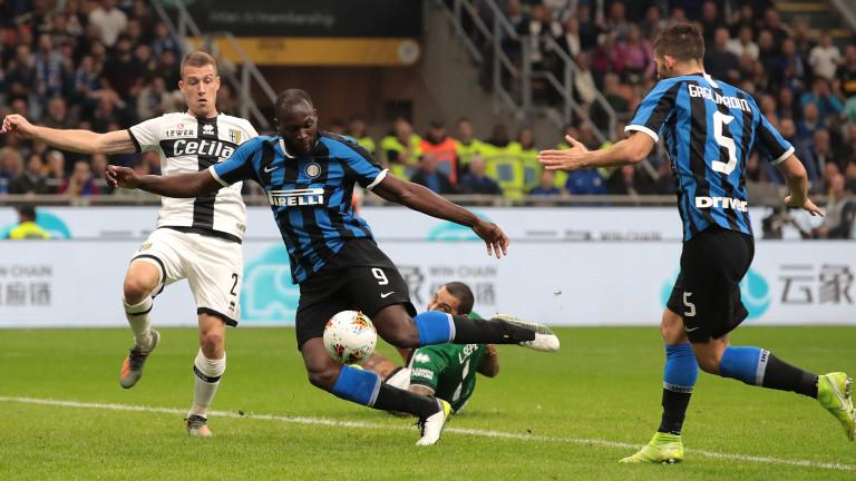 Интер и Парма завършиха наравно 2:2 в мач от 9-ия