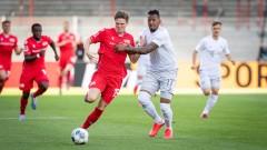 Унион - Байерн 0:2, гол на Павар