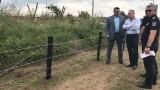 Започна строежът на ограда по границата с Румъния срещу чумата посвинете