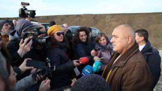 "Изграждането на АМ ""Хемус"" е необратимо, доволен Борисов"