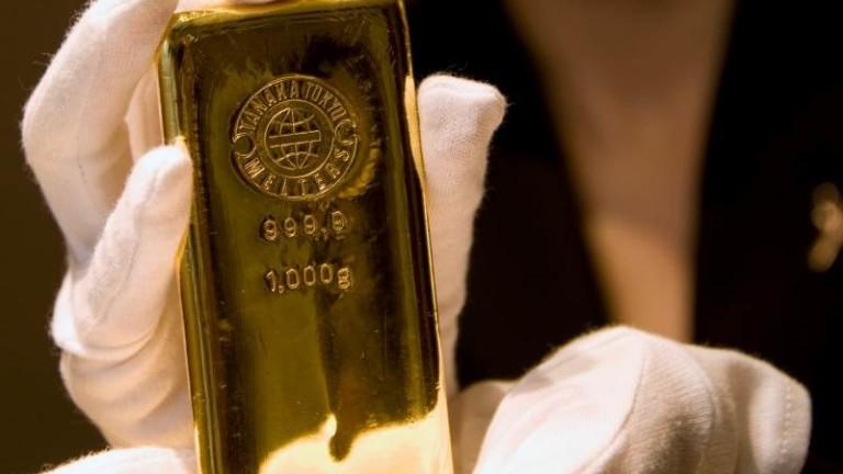 Златото поскъпна рекордно