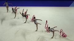 Бронзов медал спечелиха нашите гимнастички в Израел