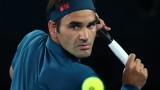 Роджър Федерер на 1/2-финал на ATP 500 в Дубай