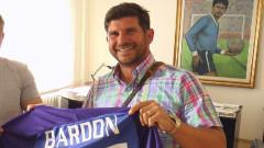Седрик Бардон: Надявам се да получа покана за финала за Купата на България
