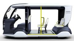 Автономните коли, които ще возят гостите на Олимпийските игри в Токио