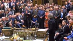 Правителствена криза в Лондон