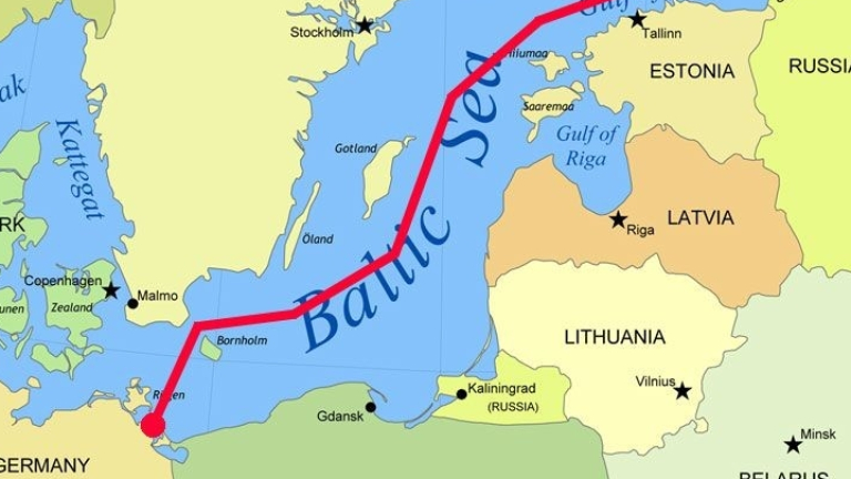 Германия одобри Северен поток 2