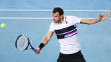 Григор Димитров победи Пабло Куевас и е в третия кръг на Australian Open