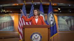 Нанси Пелоси: Гласуваме импийчмънта на Тръмп