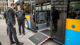 Доставиха нови 30 електробуси на столичния автотранспорт