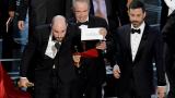Емоциите на Оскари 2017 (СНИМКИ)