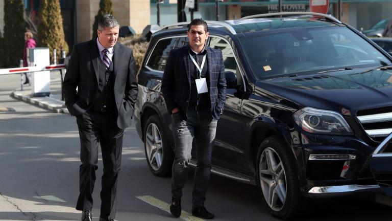 Основният опонент на Борислав Михайлов и един от тримата кандидати