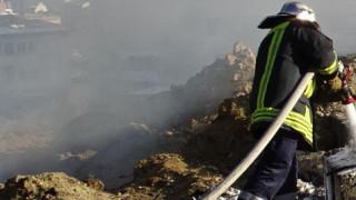 Бебе и малко дете загинаха в пожар край Шумен