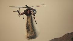 7800 бяха евакуирани заради голям пожар в Калифорния