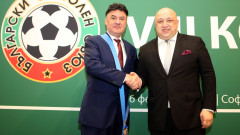 Михайлов: Имаме шанс за домакинство на голямо първенство, в много добри отношения съм с министър Кралев