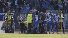 ЦСКА - Левски 0:1, двата отбора с претенции за дузпа